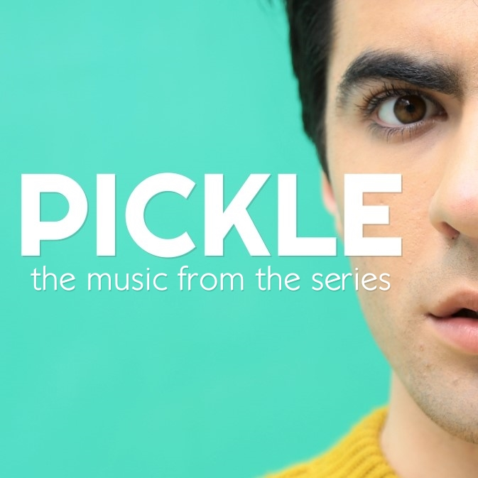 Pickle The Music from the Series cover