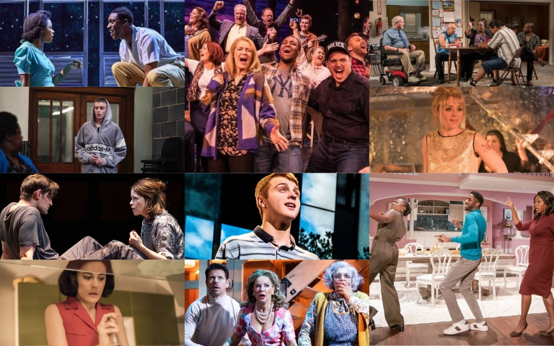 THEATRE COLLAGE 2019