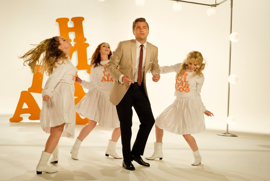 "Leonardo DiCaprio star in Columbia Pictures ""Once Upon a Time in Hollywood"